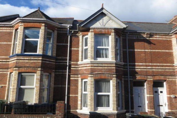 Thumbnail Property to rent in Priory Road, Exeter