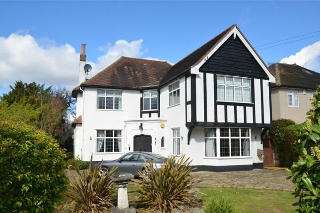Thumbnail Detached house to rent in Barnfield Wood Road, Beckenham, Kent