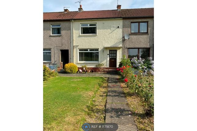 2 bed terraced house to rent in Marchdyke Crescent, Kilmarnock KA1