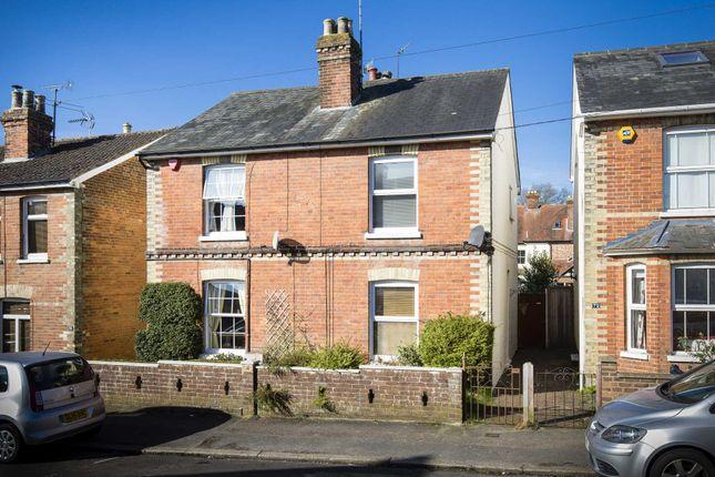 Thumbnail Semi-detached house to rent in Edward Street, Southborough, Tunbridge Wells