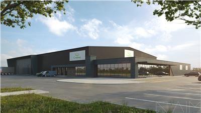 Thumbnail Industrial for sale in Design & Build, Tir Llwyd Enterprise Park, Kinmel Bay, Rhyl, Conwy