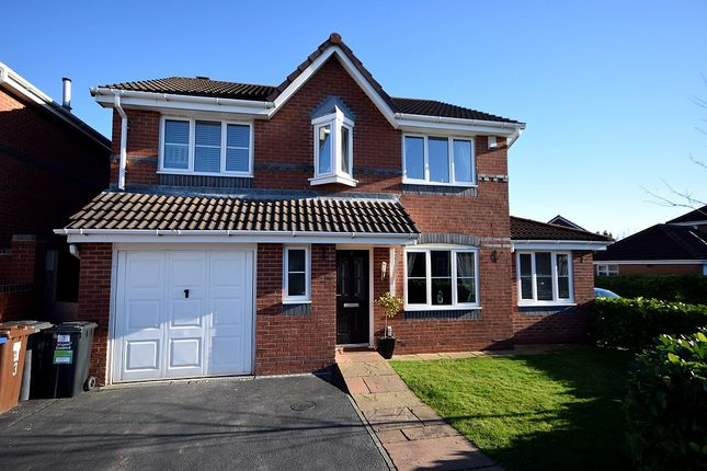 Thumbnail Detached house for sale in Ellergreen Road, Hindley Green