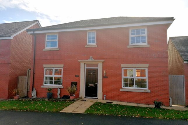 4 bed detached house for sale in Eggleton Lane, Holmer, Hereford HR1