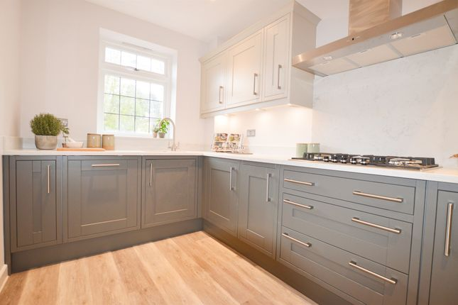 2 bed flat for sale in Royal George Road, Burgess Hill RH15