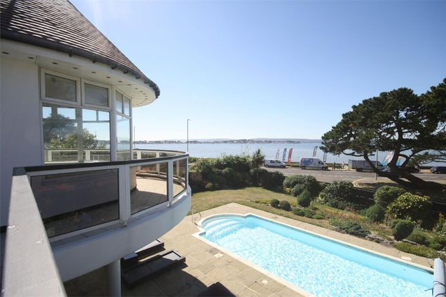 Thumbnail Detached house for sale in Brudenell Avenue, Sandbanks, Poole