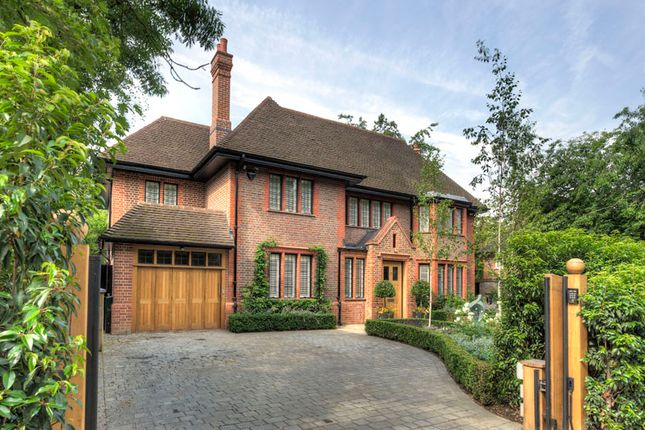 Thumbnail Detached house to rent in Hampstead Way, London