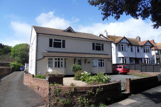 Thumbnail Flat for sale in Marine Mansions, 7 Marine Drive, Preston, Devon