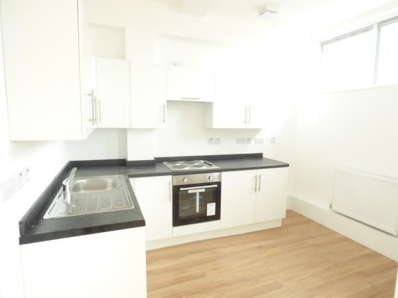 Kitchen of Temple House, 2 Temple Street, Swindon, Wiltshire SN1