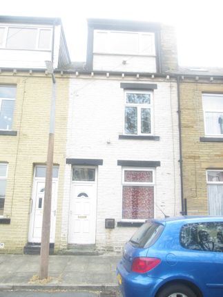 Thumbnail Terraced house to rent in Brompton Road, Bradford
