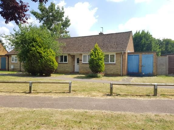 Thumbnail Bungalow for sale in Milestone Road, Hitchin, Hertfordshire