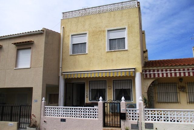 Terraced house for sale in Urbanización La Marina, San Fulgencio, La Marina, Costa Blanca South, Costa Blanca, Valencia, Spain
