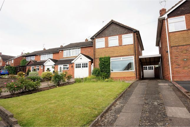 Thumbnail Detached house for sale in Gospel End Road, Sedgley