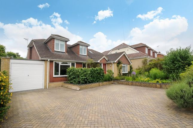 Thumbnail Detached house for sale in Windsor Ride, Finchampstead, Wokingham