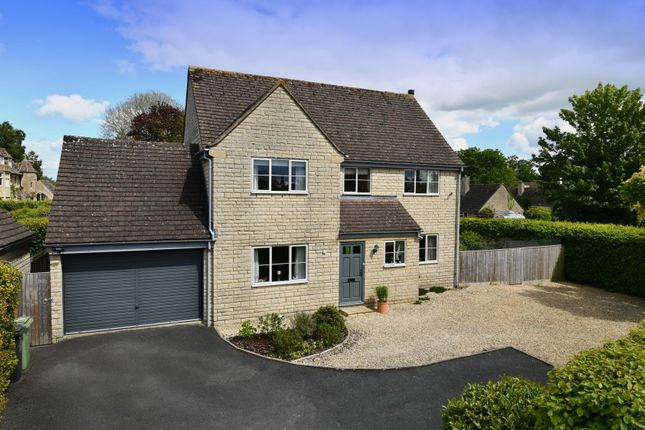 Thumbnail Detached house for sale in The Larches, Charlham Lane, Down Ampney