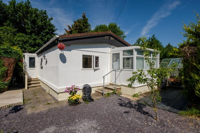 Thumbnail Mobile/park home for sale in 61 Sunny Haven, Howey, Llandrindod Wells