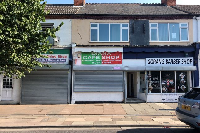 Thumbnail Flat to rent in Grimsby Road, Grimsby