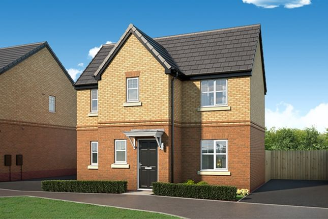 Thumbnail Detached house for sale in Whalleys Road, Skelmersdale, Lancashire