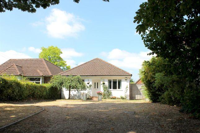 Thumbnail Detached bungalow for sale in Send Barns Lane, Send, Woking
