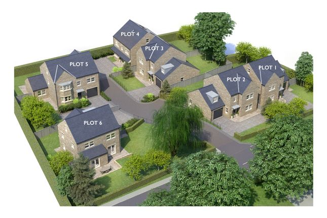 Thumbnail Detached house for sale in Plot 2 Willow Gardens, Green Lane, Harrogate
