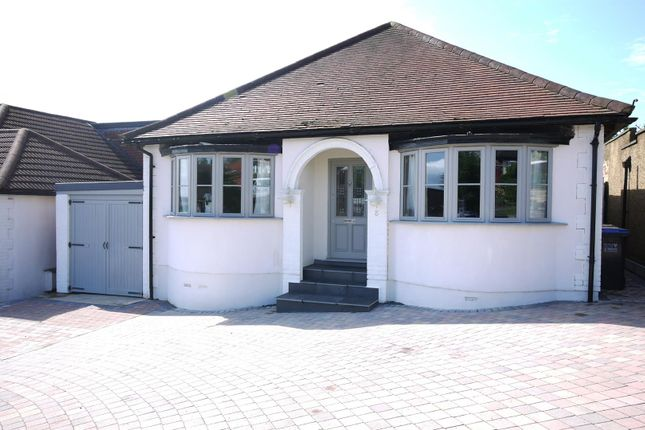 Thumbnail Detached bungalow for sale in Kingswell Ride, Cuffley, Potters Bar