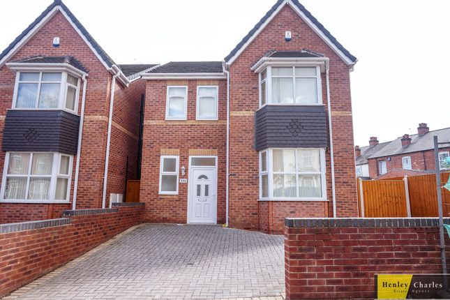 Thumbnail Detached house for sale in Hill Grove, Wellington Road, Handsworth, Birmingham