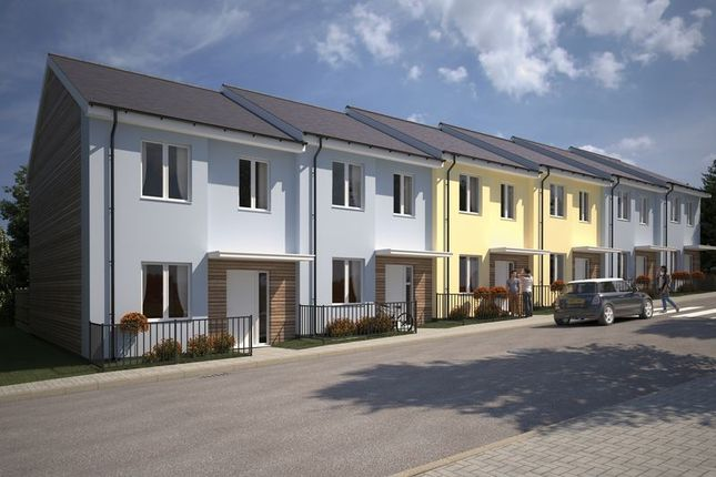 Thumbnail End terrace house for sale in Chadwick Place, Graven Hill, Bicester