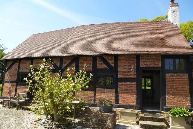 Thumbnail Barn conversion to rent in Spencers Lane, Berkswell, Coventry