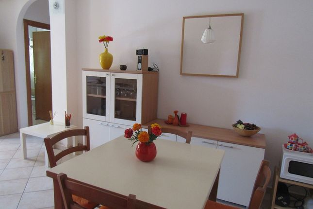 Dining Area of La Bruca, Scalea, Cosenza, Calabria, Italy