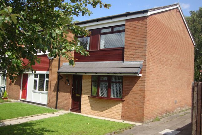 Thumbnail Town house to rent in Saleswood Avenue, St Helens