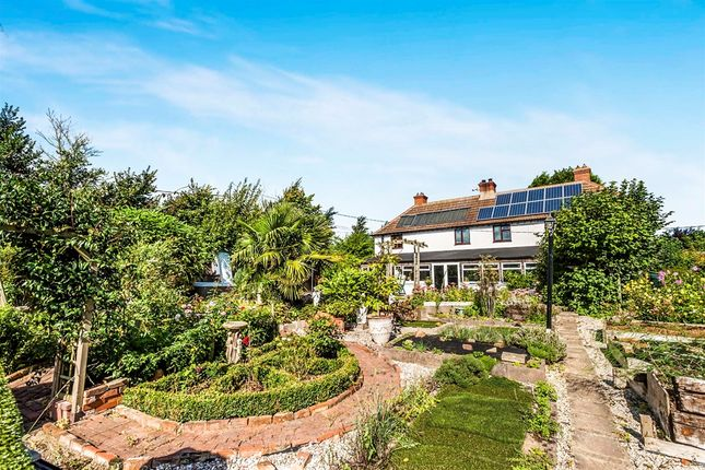 Thumbnail Detached house for sale in Westons, Beedon, Newbury