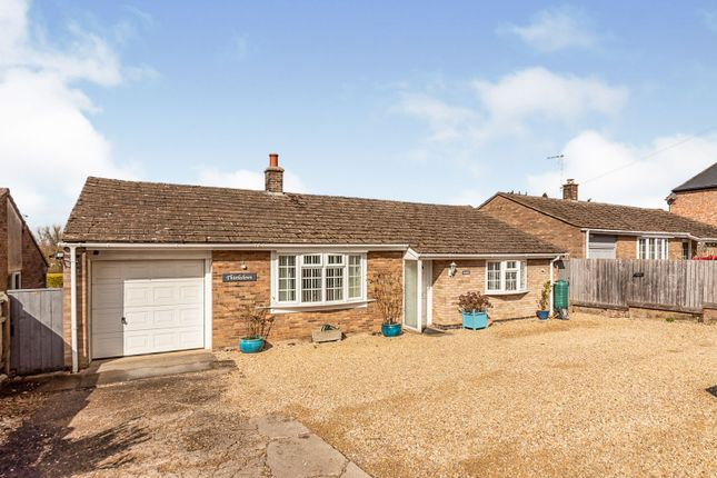 Thumbnail Detached bungalow for sale in Toll Bar, Great Casterton, Stamford