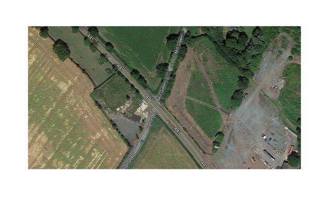 Thumbnail Land for sale in Shakeford, Hinstock, Market Drayton