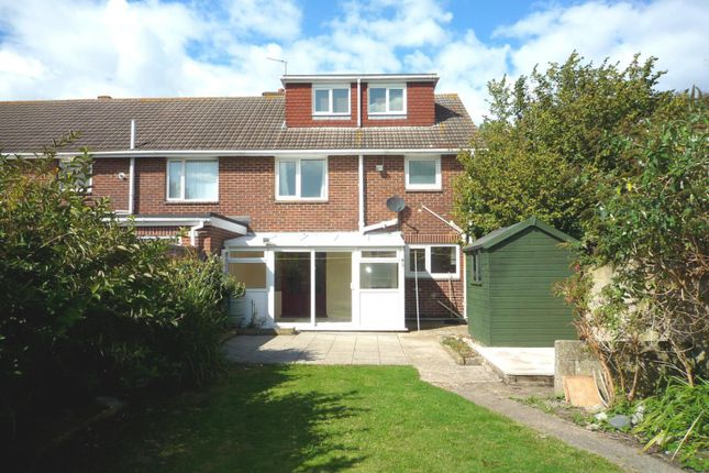 Thumbnail Semi-detached house to rent in Vicarage Terrace, Elson Road, Gosport