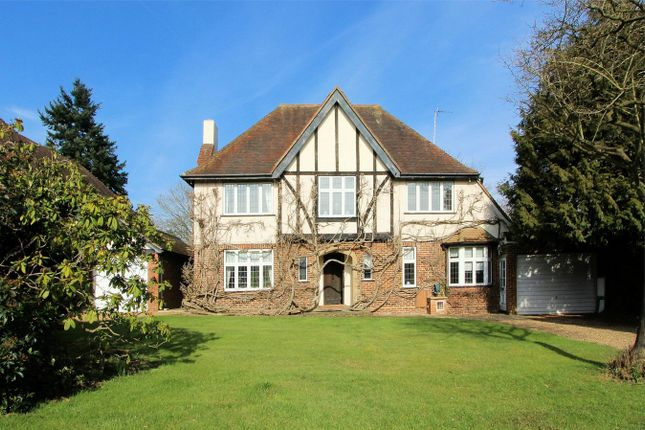 4 bed detached house for sale in Ridgway, Pyrford, Surrey