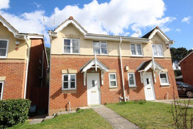 Thumbnail Semi-detached house for sale in Brockton Street, Kingsthorpe, Northampton