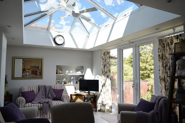 Thumbnail Semi-detached house for sale in Rutherford Close, Highclere, Newbury