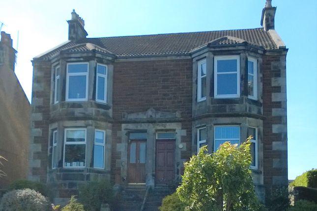 Thumbnail Flat for sale in Weston Terrace, West Kilbride