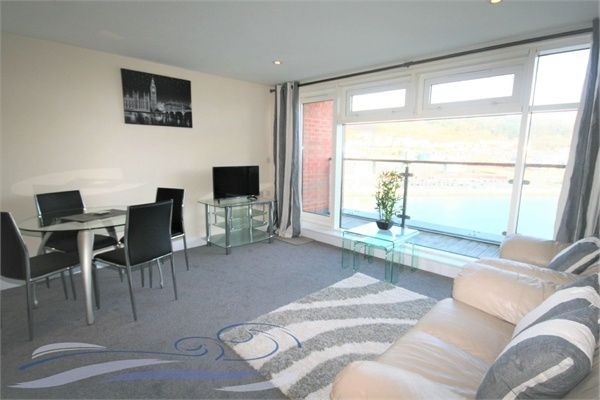 Thumbnail Flat to rent in Altamar, Kings Road, Swansea