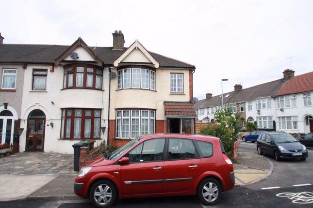 Thumbnail End terrace house to rent in Salisbury Avenue, Salisbury Avenue, Barking