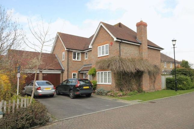 Thumbnail Detached house for sale in Broad Field Road, Yarnton, Kidlington