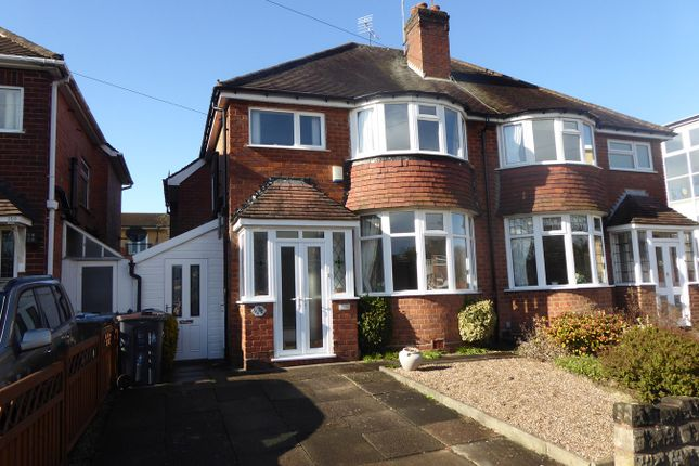 Thumbnail Semi-detached house for sale in Great Stone Road, Birmingham