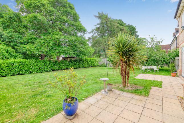 Rear Garden of Shaftesbury Drive, Fairfield, Hitchin SG5