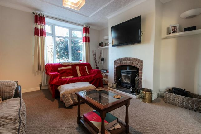 Living Room of Messingham Road, Bottesford, Scunthorpe DN17