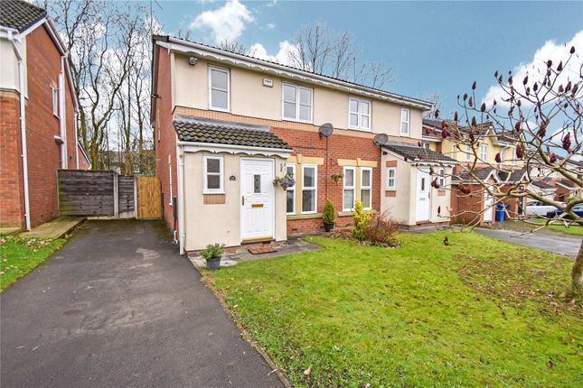 4 bed semi-detached house for sale in Tamar Close, Whitefield, Manchester M45