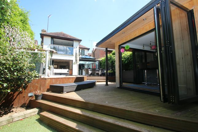 Thumbnail Detached house for sale in Woodlands Road, Hockley