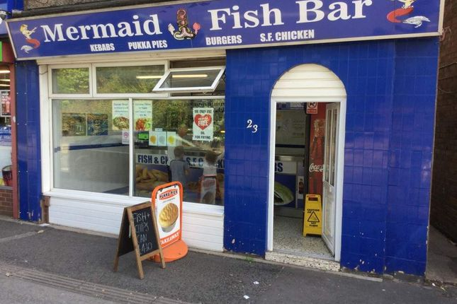 Thumbnail Restaurant/cafe for sale in High Street, Walsall Wood, Walsall