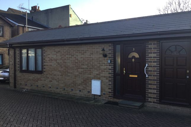 Thumbnail Terraced house for sale in Matthew Court, Beresford Road, Gillingham