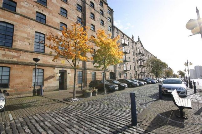 Thumbnail Flat to rent in Flat 10, 42 Speirs Wharf, Glasgow