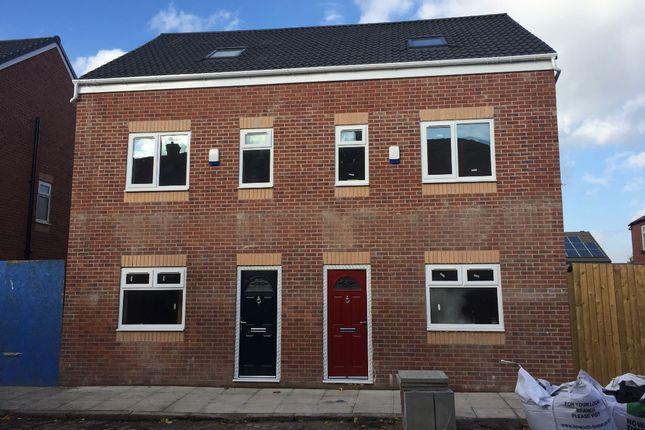 Thumbnail Semi-detached house for sale in Bilberry Street, Rochdale