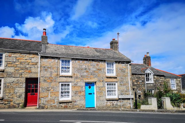 Thumbnail Cottage for sale in Tyringham Road, Lelant, St. Ives